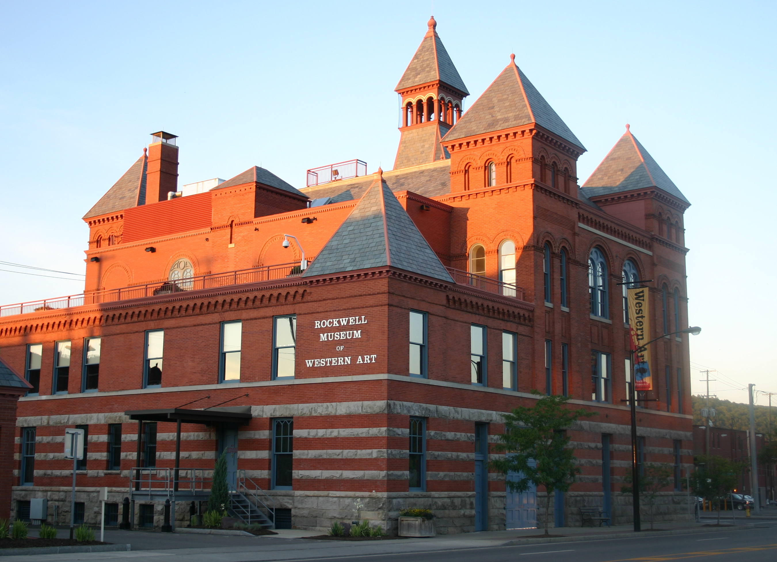 Corning (NY) United States  city pictures gallery : United States Post Office Corning, New York