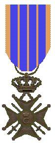 Luxembourg's 1944 Croix de guerre