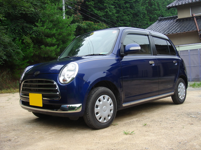 daihatsu new mira