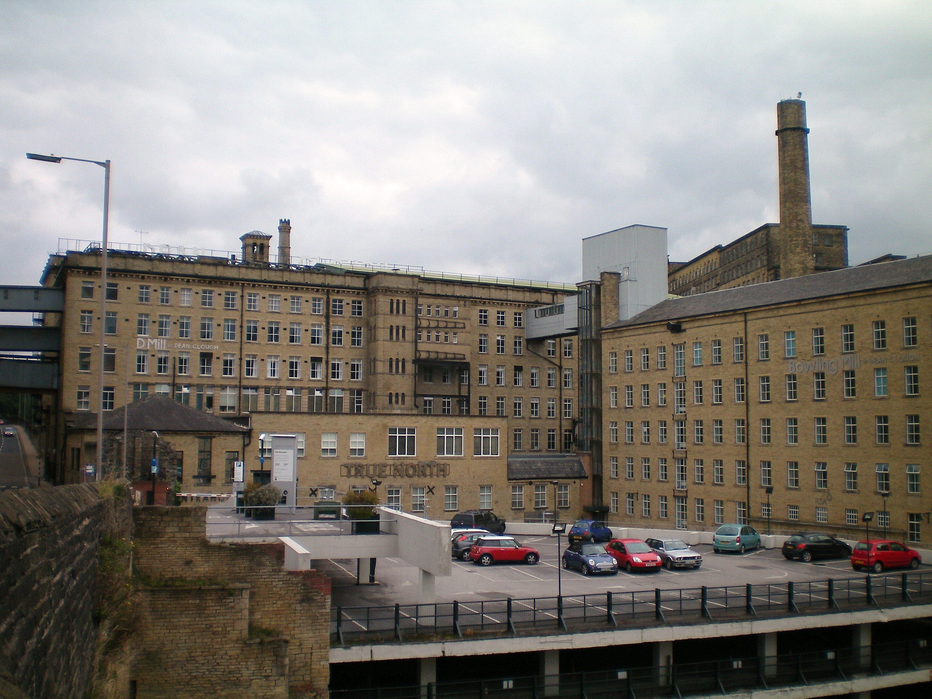 Dean Clough Mills Meeting Rooms