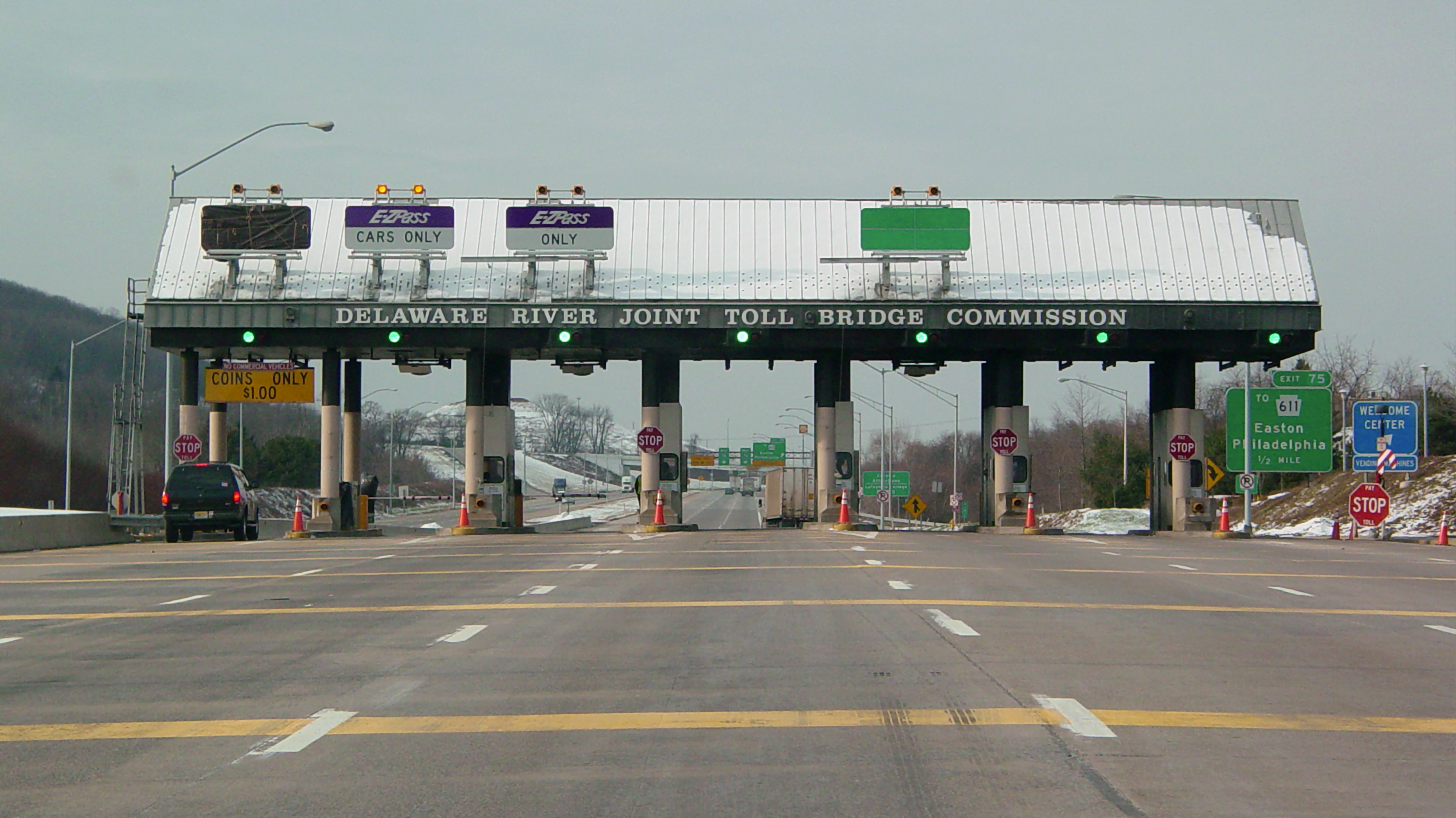 Delaware River Joint Toll Bridge Commission - Wikiwand
