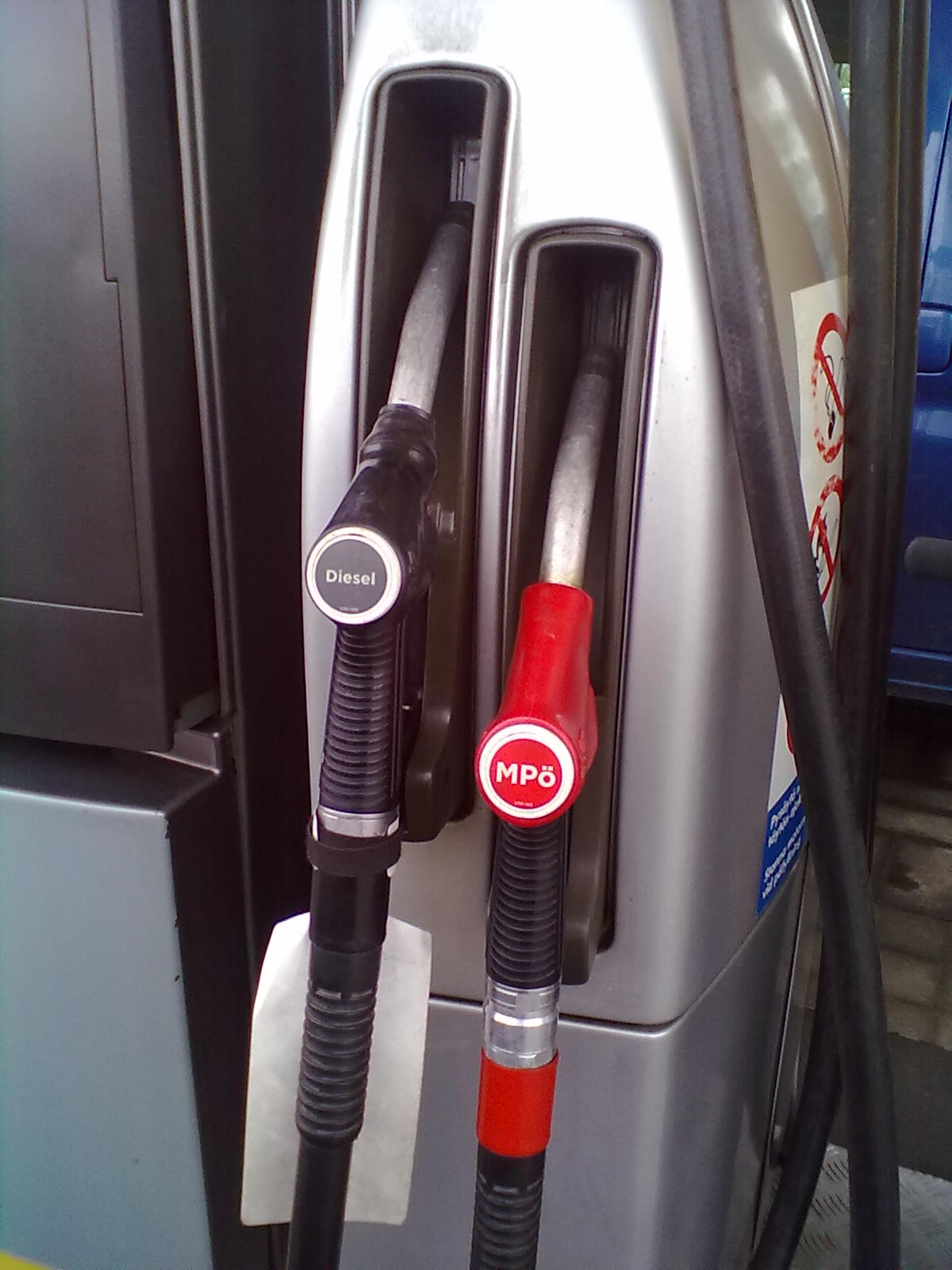 Diesel fuel pumps, Self-published work