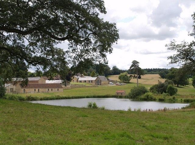 Dillington Park Farm - geograph.org.uk - 492352