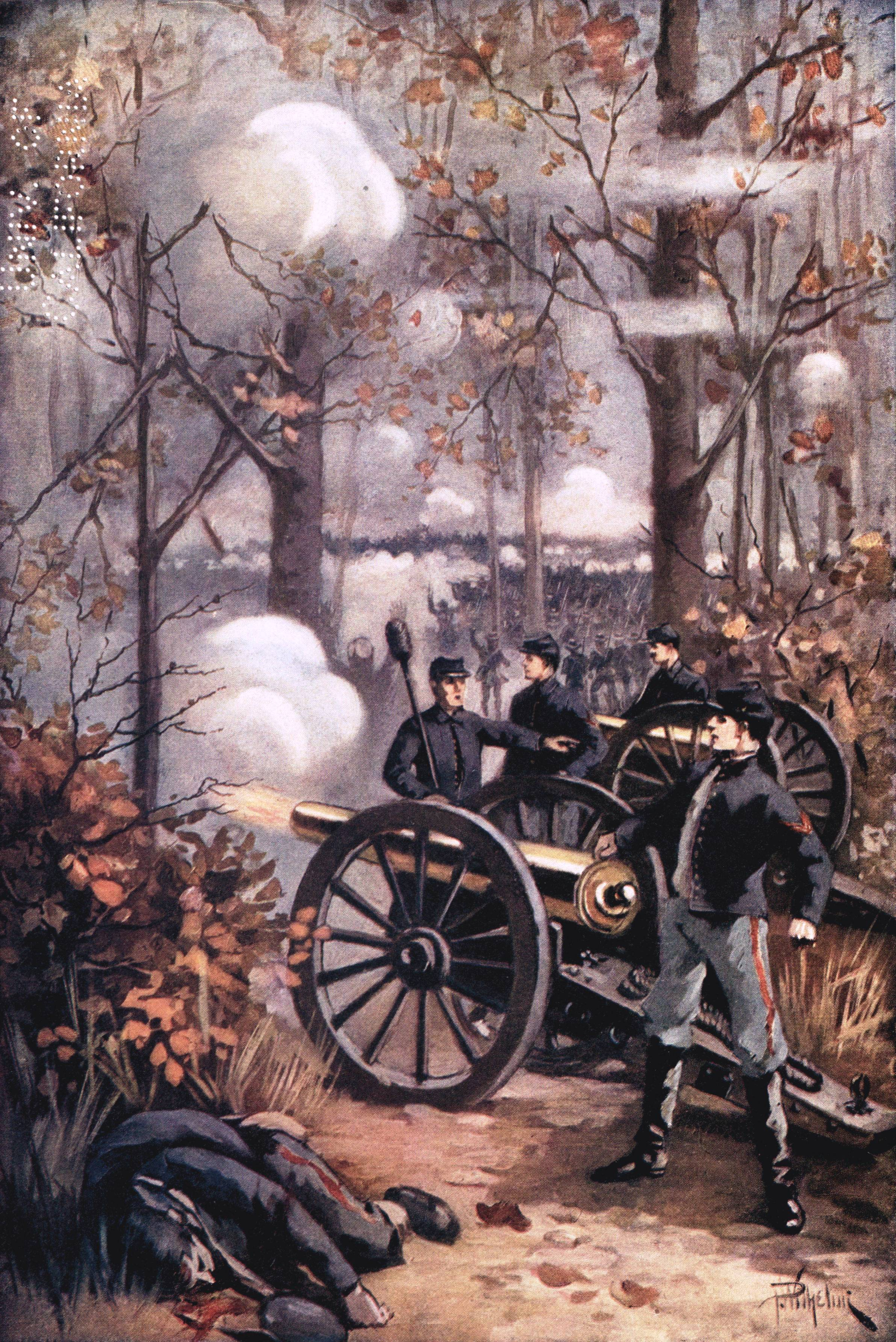 Battle of Shiloh From