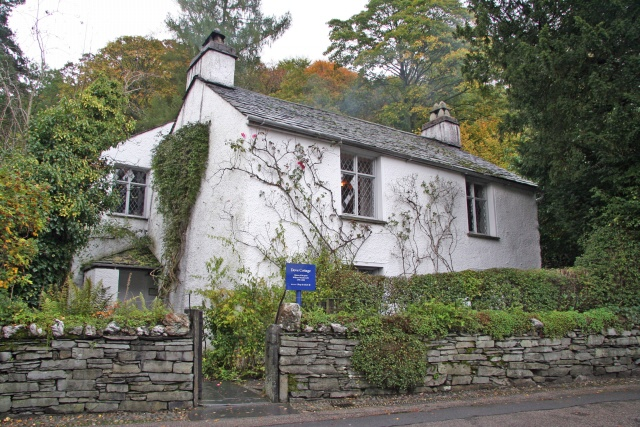 Dove Cottage - geograph.org.uk - 70618