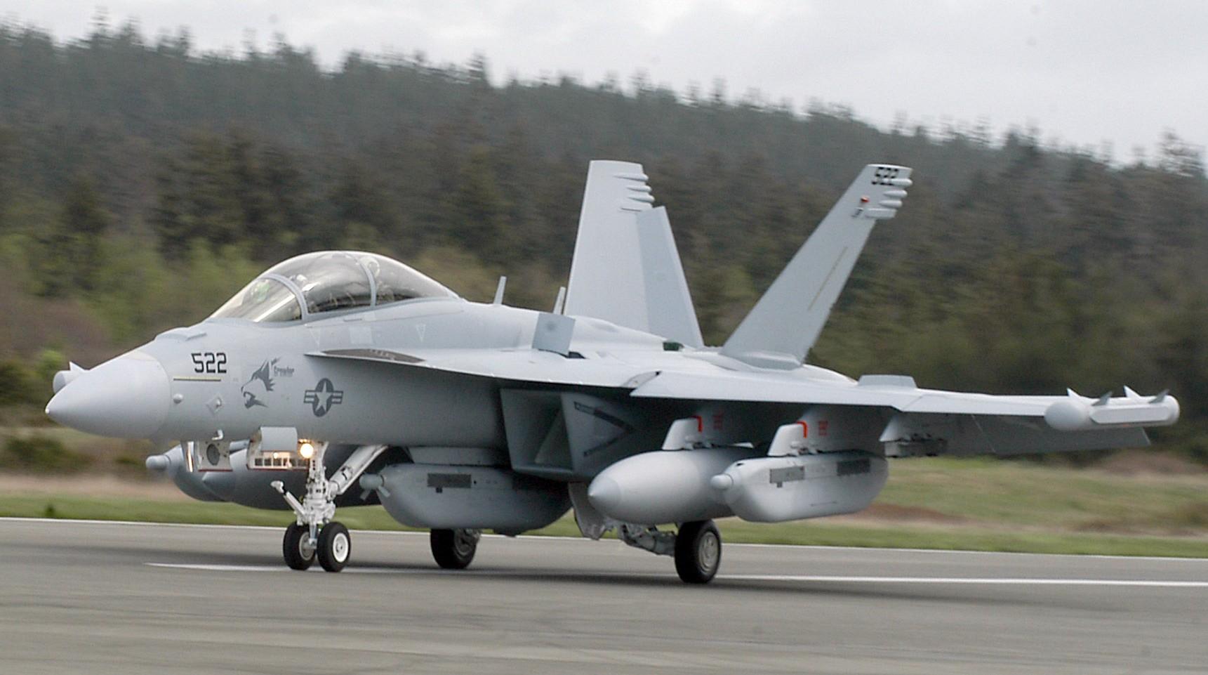Navy EA-18G Growler