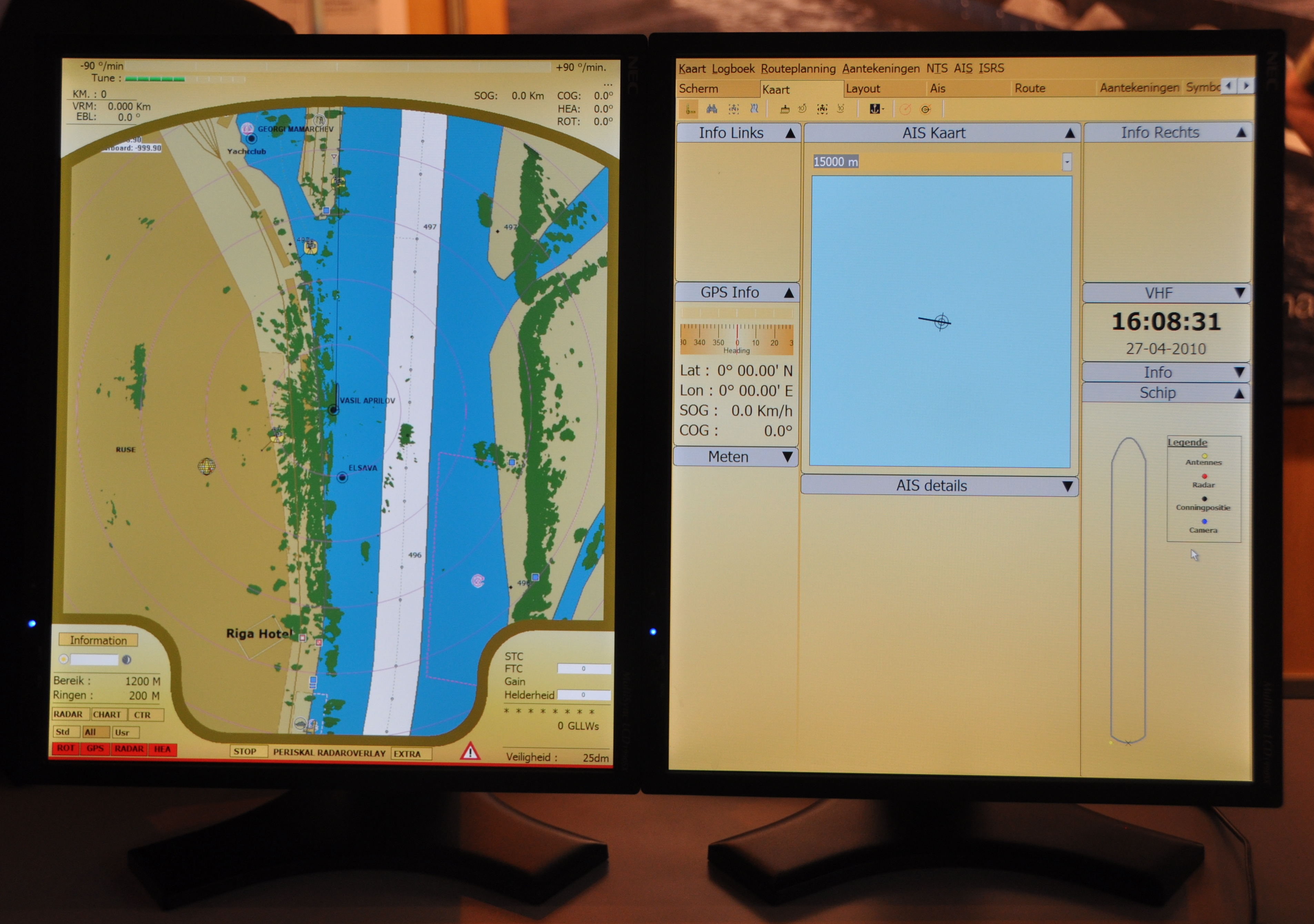 Charts In Powerpoint 2010: Electronic nautical chart of Periscal Tresco (02).JPG ,Chart