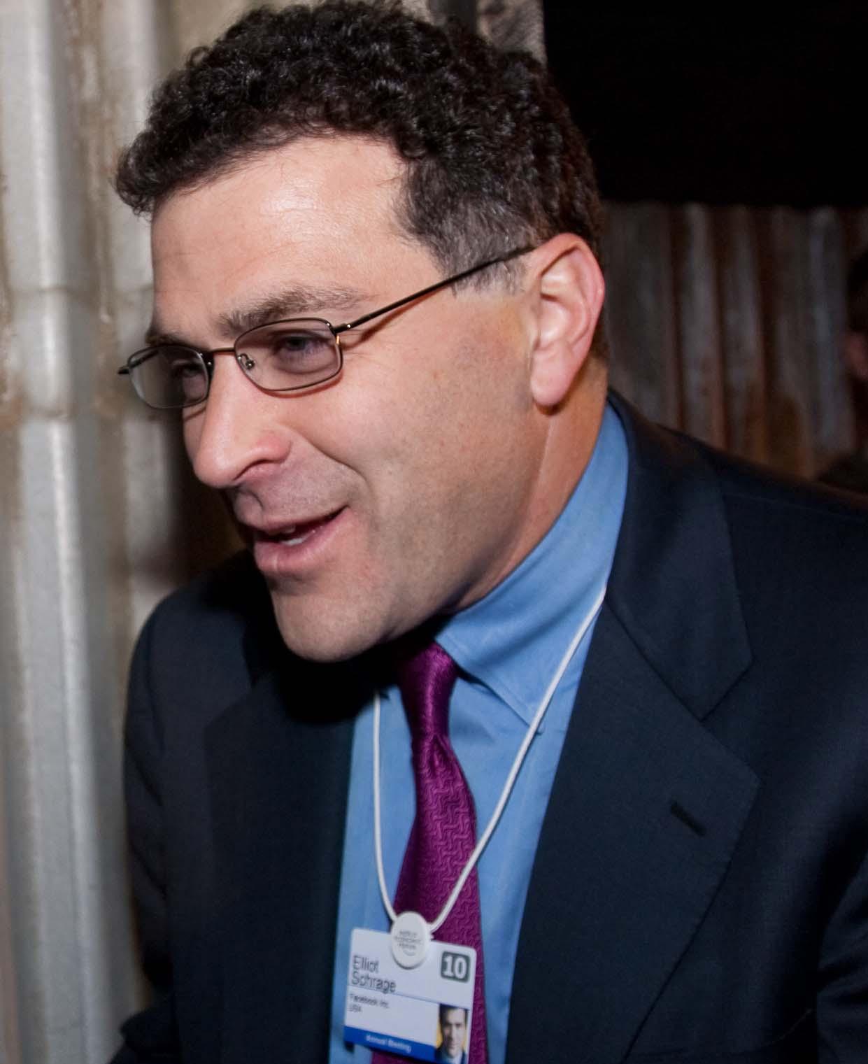 Elliot Schrage - Wikipedia