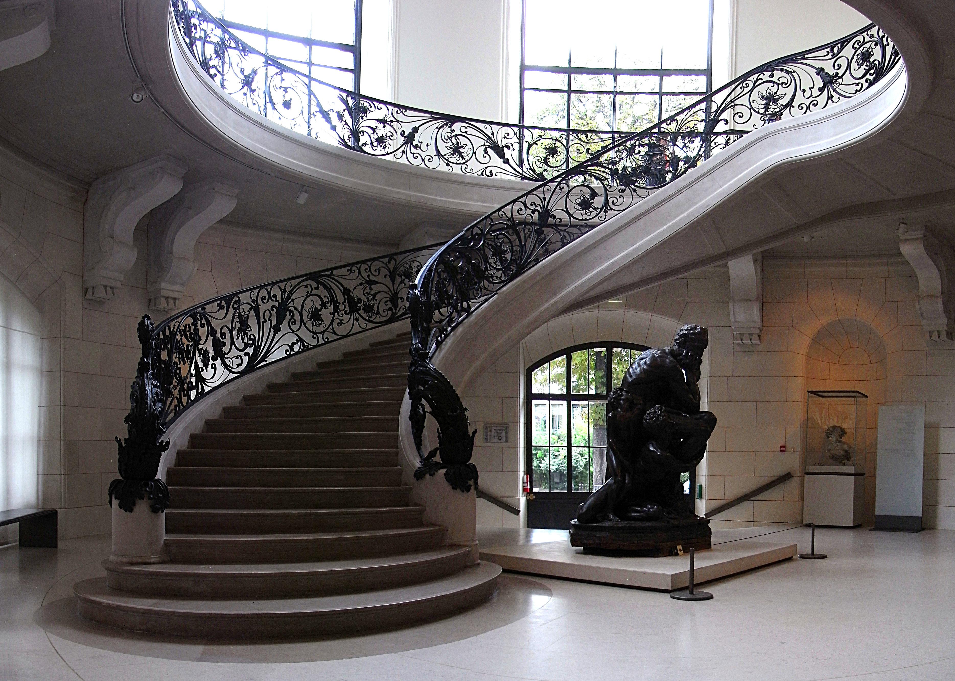 file escalier 2 petit palais paris 24 august. Black Bedroom Furniture Sets. Home Design Ideas