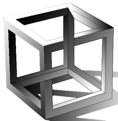 Escher-Würfel