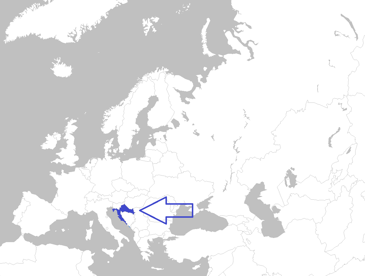 File Europe Map Croatia Png Wikimedia Commons
