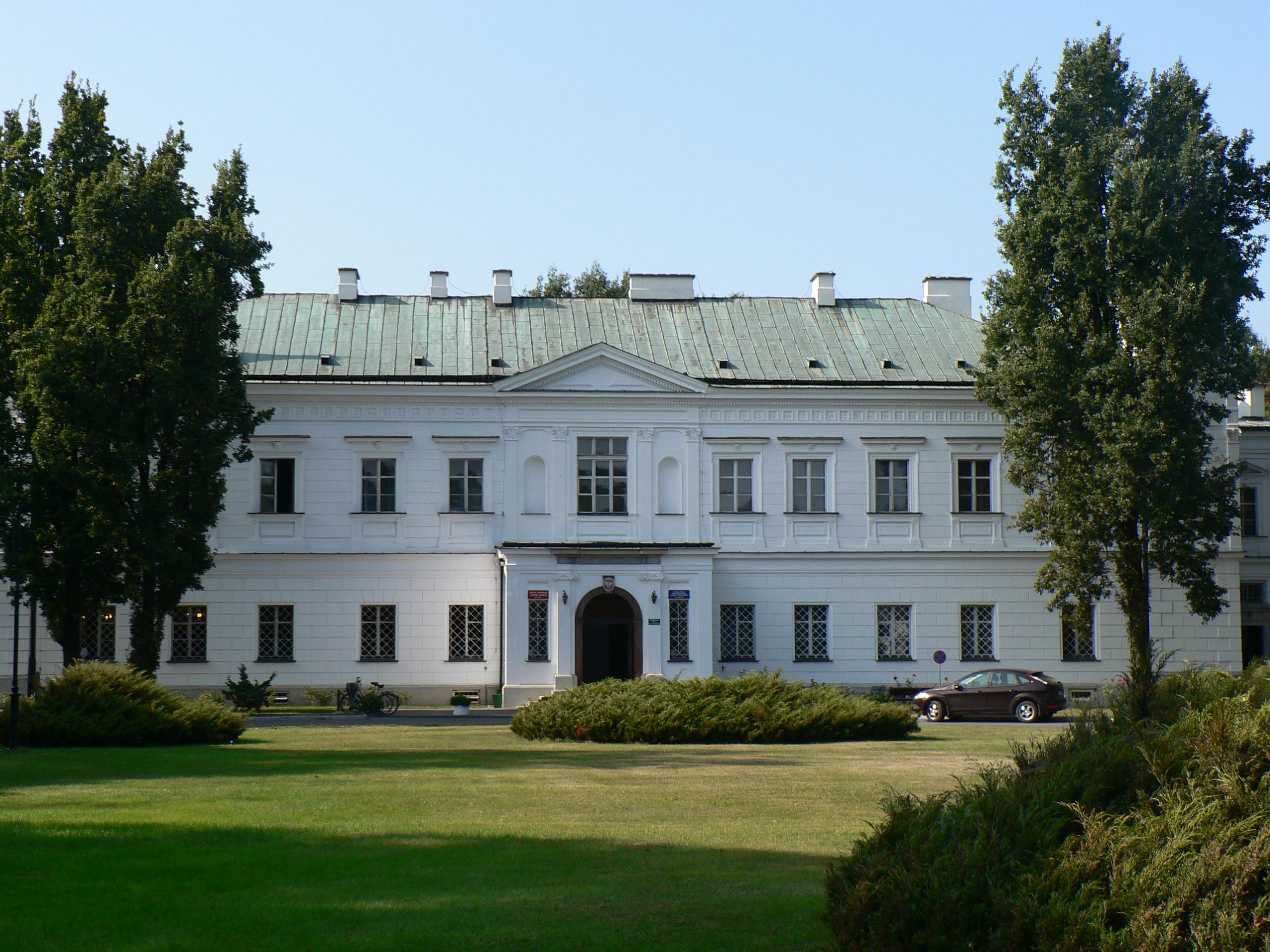 Pałac w Falentach – Wikipedia, wolna encyklopedia