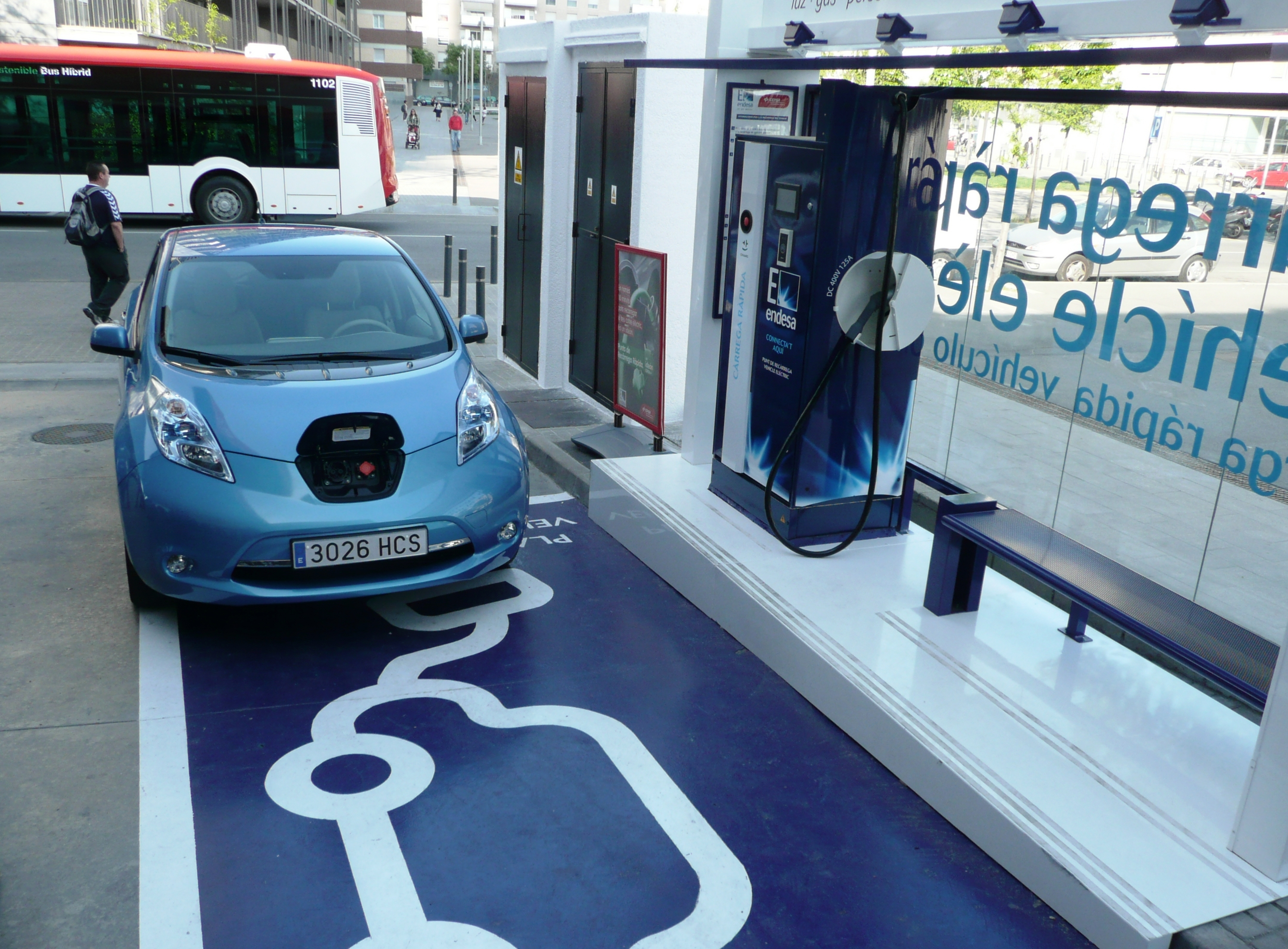filefirst ev charging station in