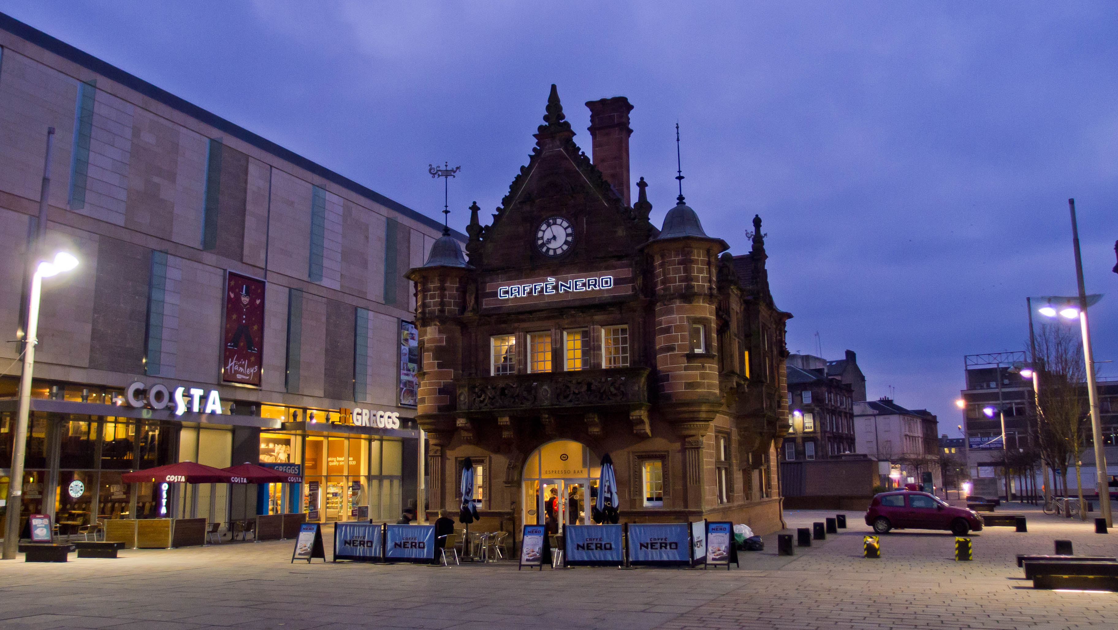 St Enoch Square - Wikipedia