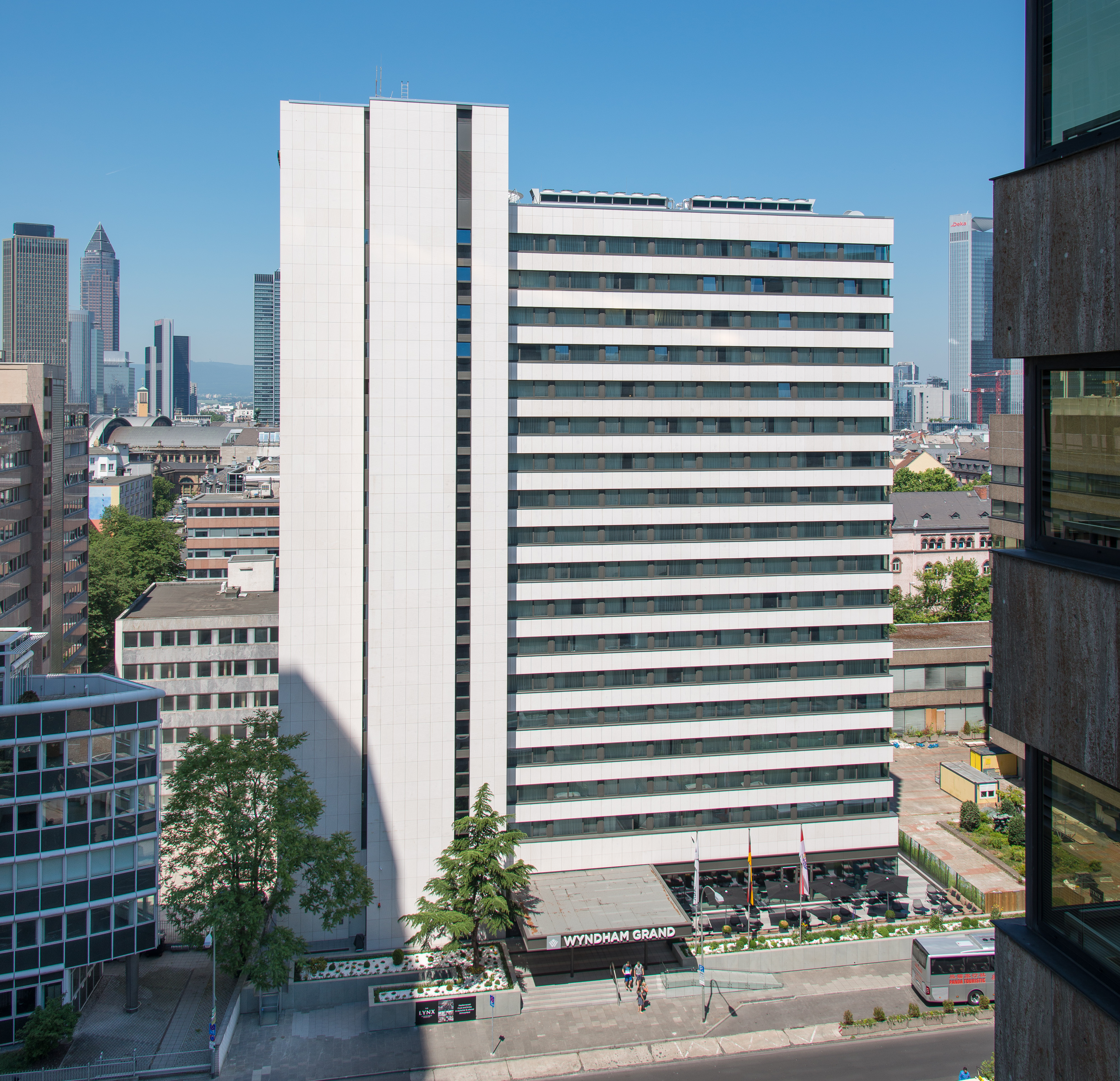 Wyndham Hotel Frankfurt Telefonnummer