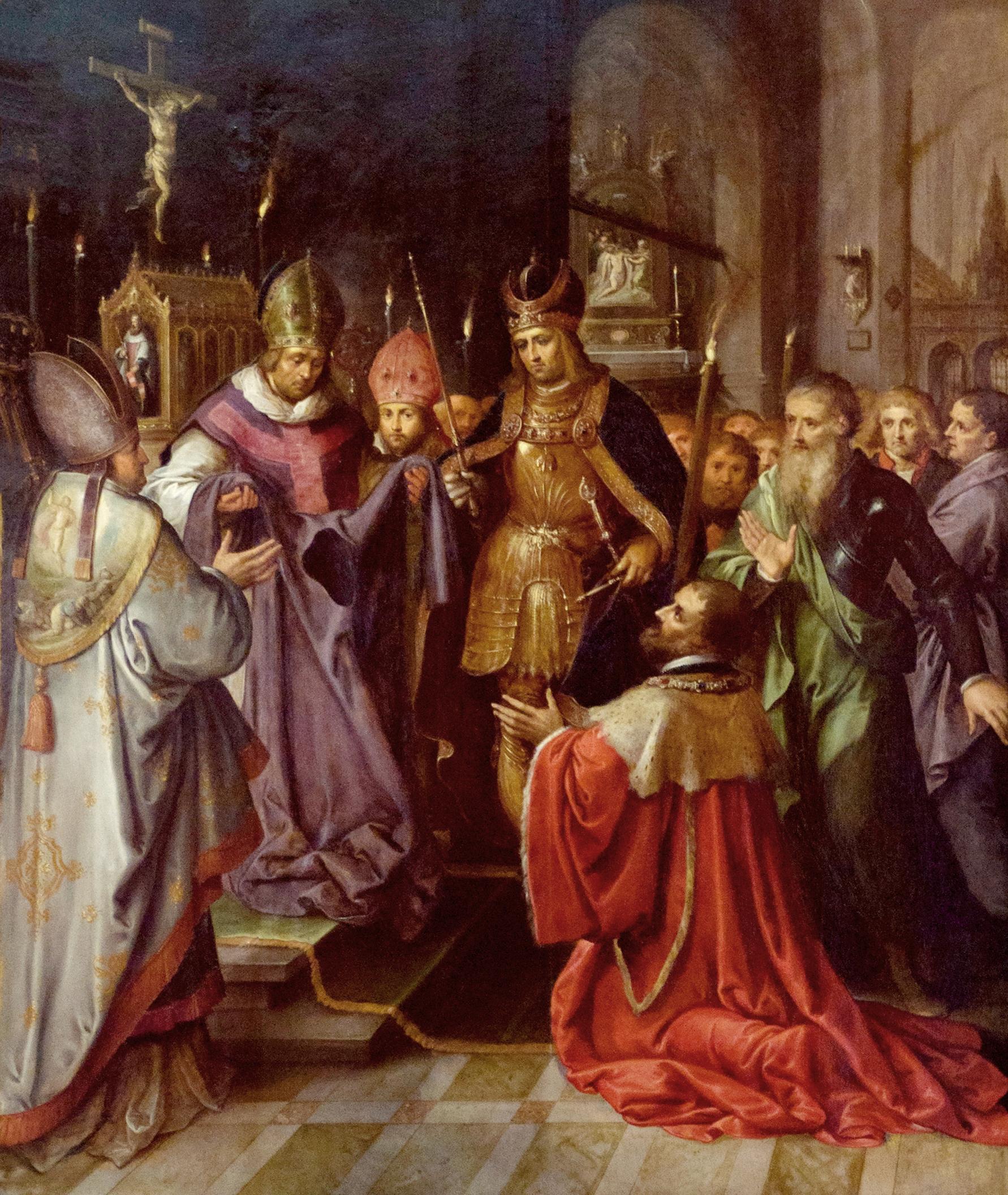 Datei:Frans Francken (II) (1581-1642) - Presentatie van de