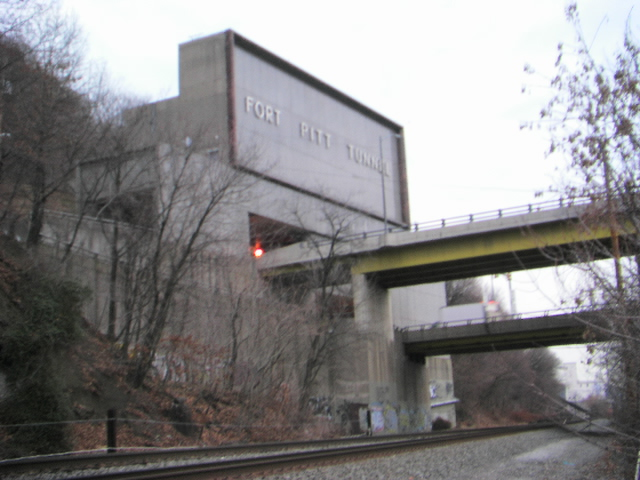 Fort Pitt Tunnel Wikipedia