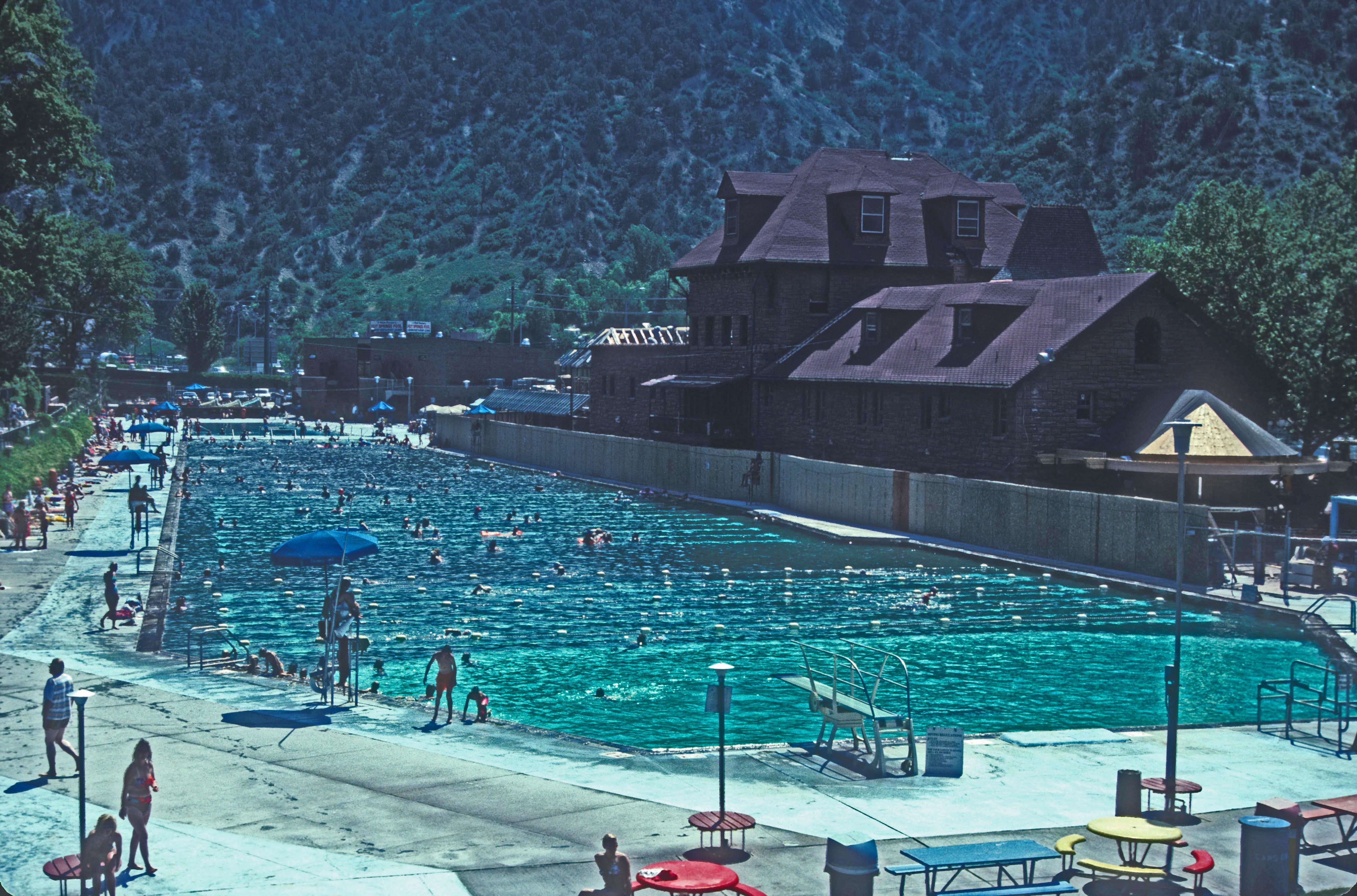 Spa Resort Glenwood Springs