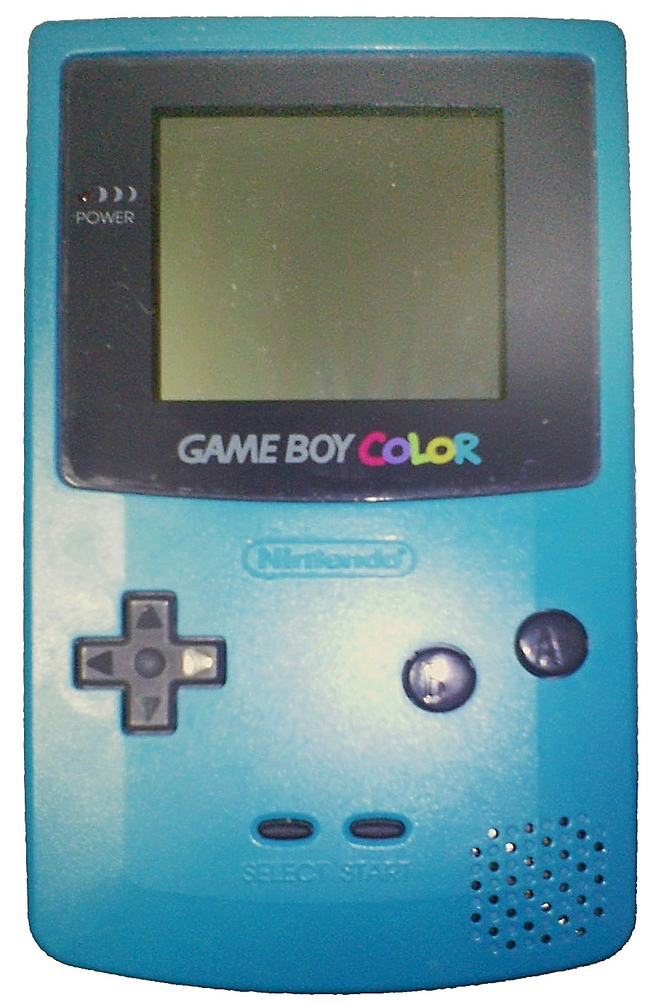 Game Boy Color photography