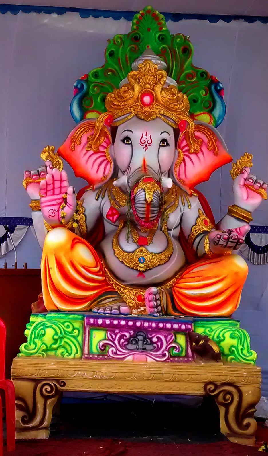 Fileganapathi Ganesha Img 20150821 110437512jpg Wikimedia Commons