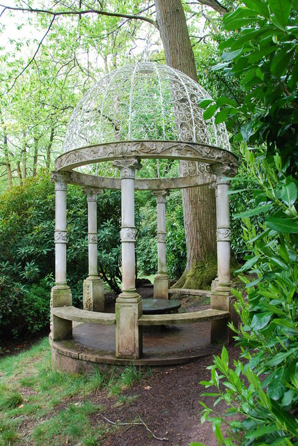 Garden follies on pinterest gardens gazebo and old bikes for Garden folly designs