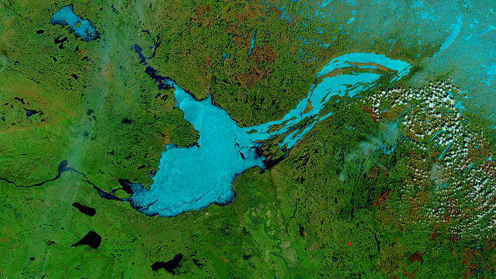 Great Slave Lake - Simple English Wikipedia, the free encyclopedia