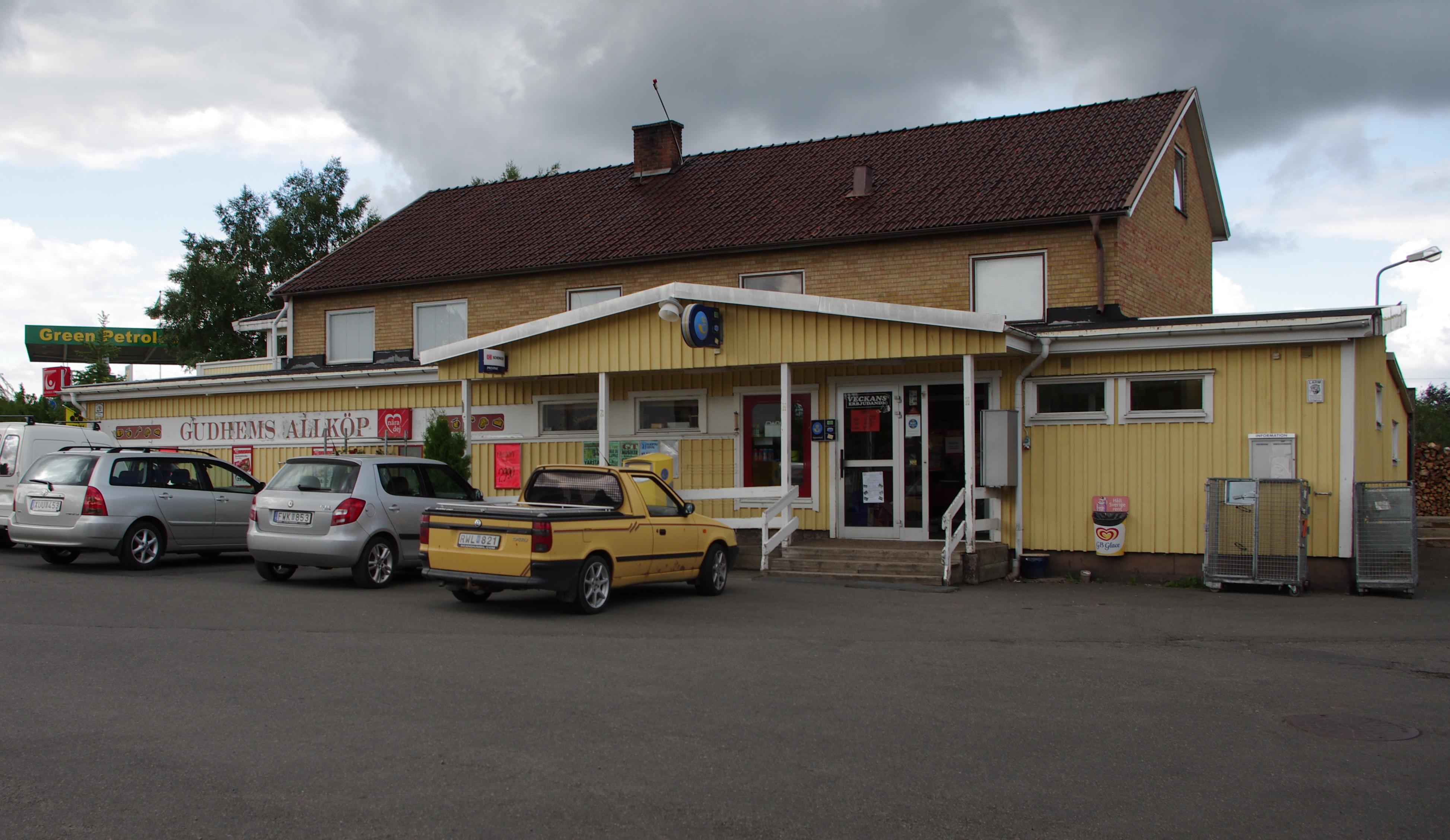 Gudhems klosterruin in Falkping, Vstra Gtalands ln - Find