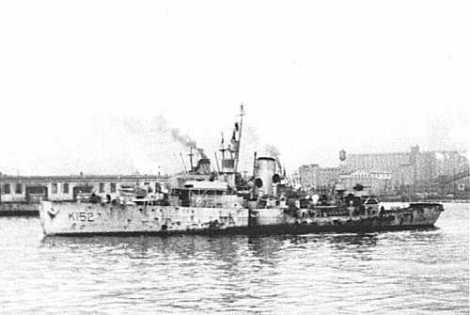 HMCS Sherbrooke - Wikipedia