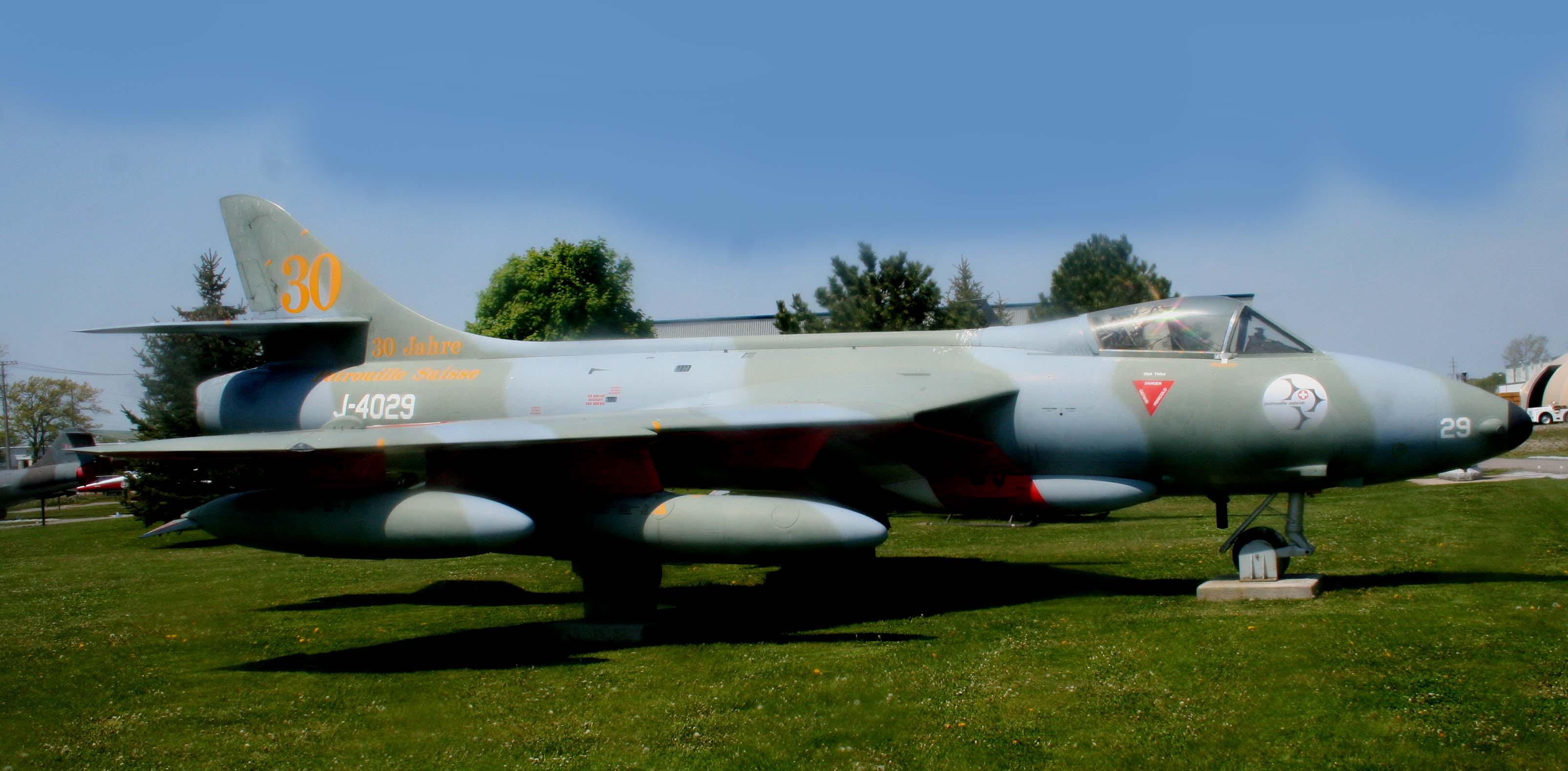 Hawker Hunter in service with Swiss Air Force Wikipedia