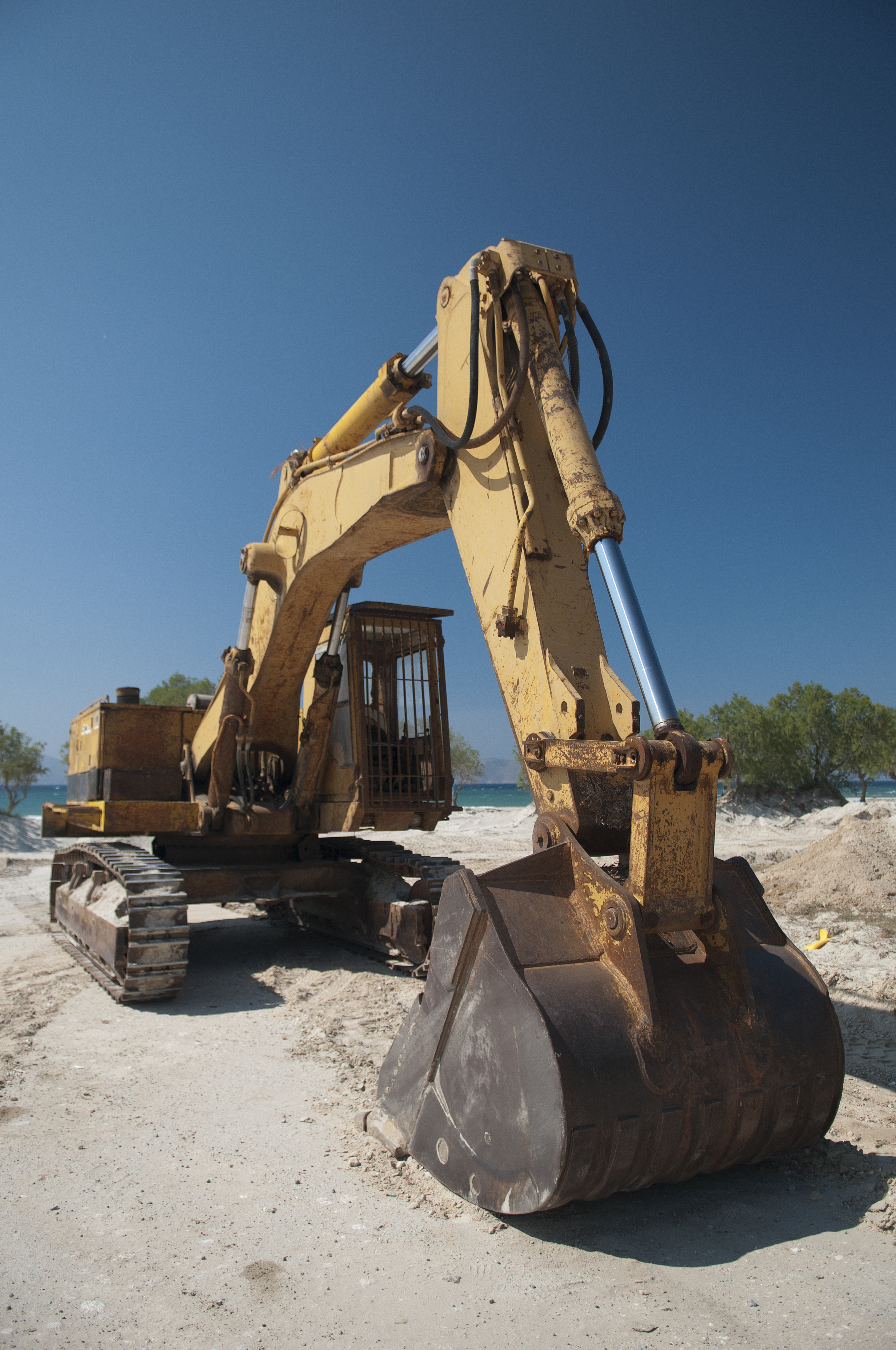 view of heavy equipment - photo #20
