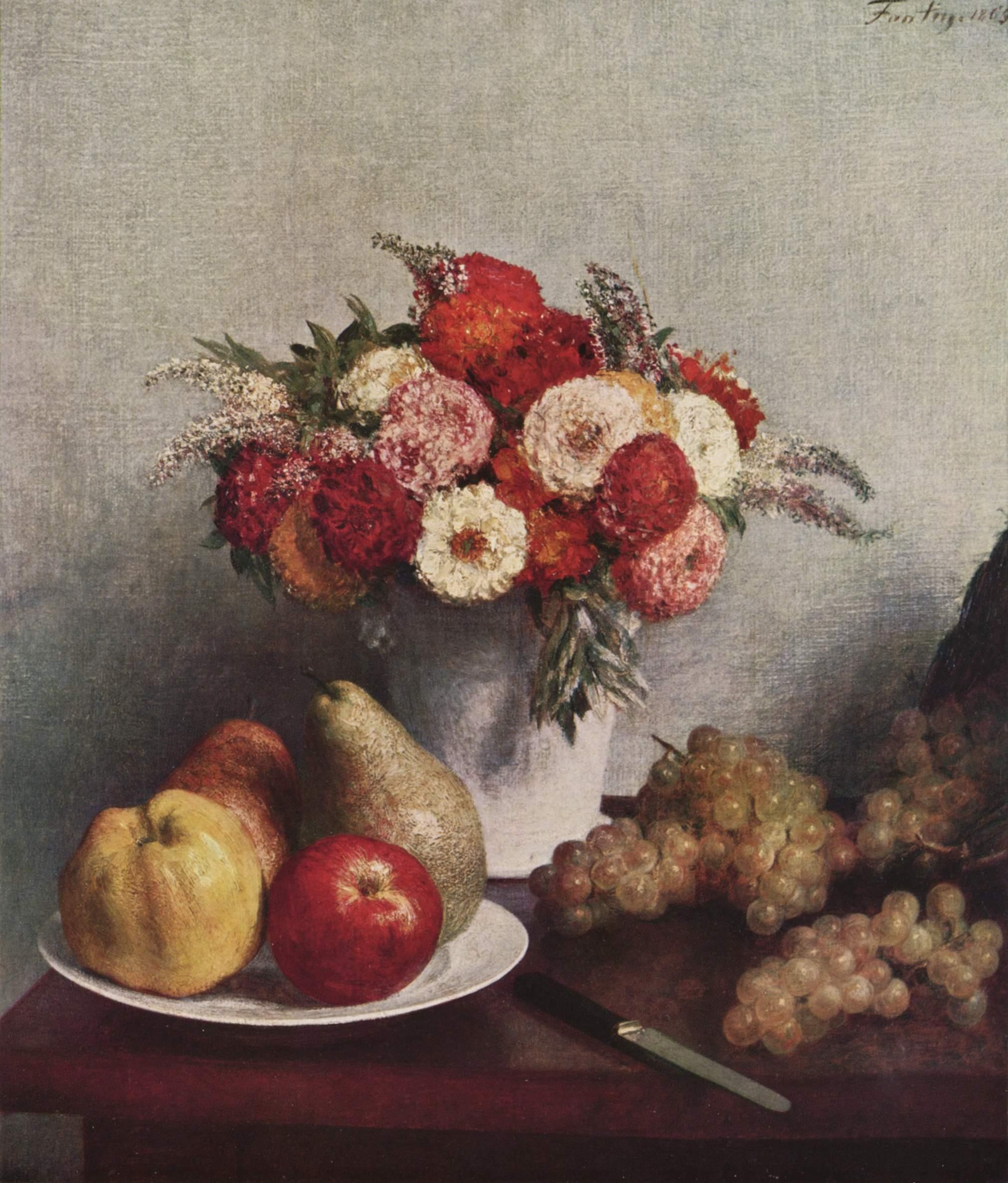 File henri fantin latour wikimedia commons for Bouquet de fleurs wiki