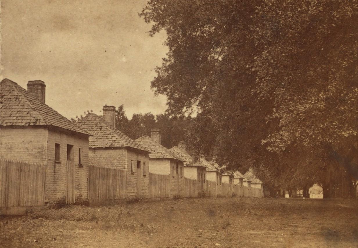 File Hermitage Slave Quarters Savannah Georgia Jpg