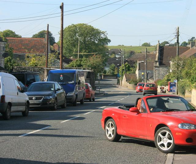 High Street, High Littleton - geograph.org.uk - 991985