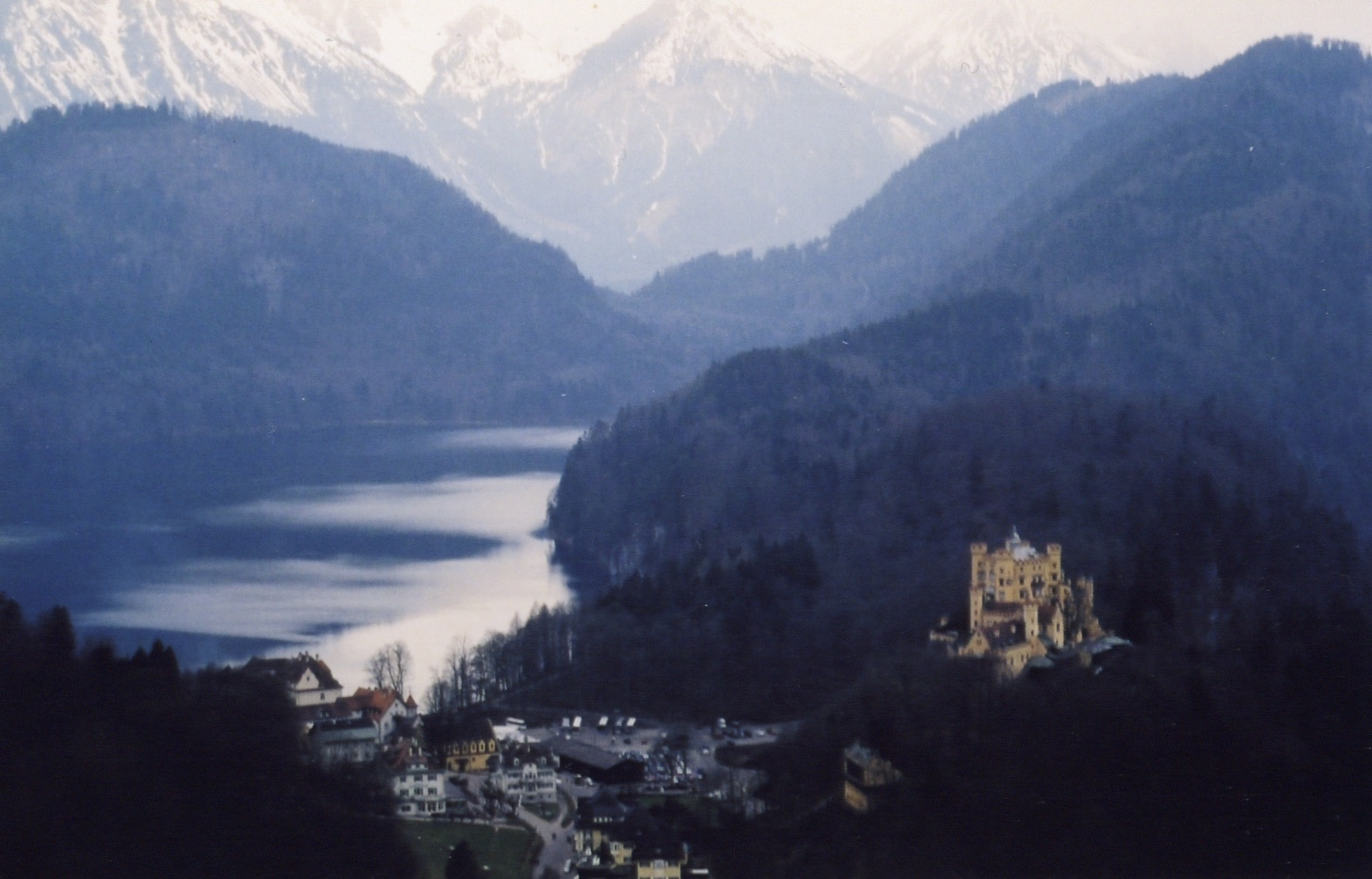 Hohenschwangau Castle in Germany: photo with description 22
