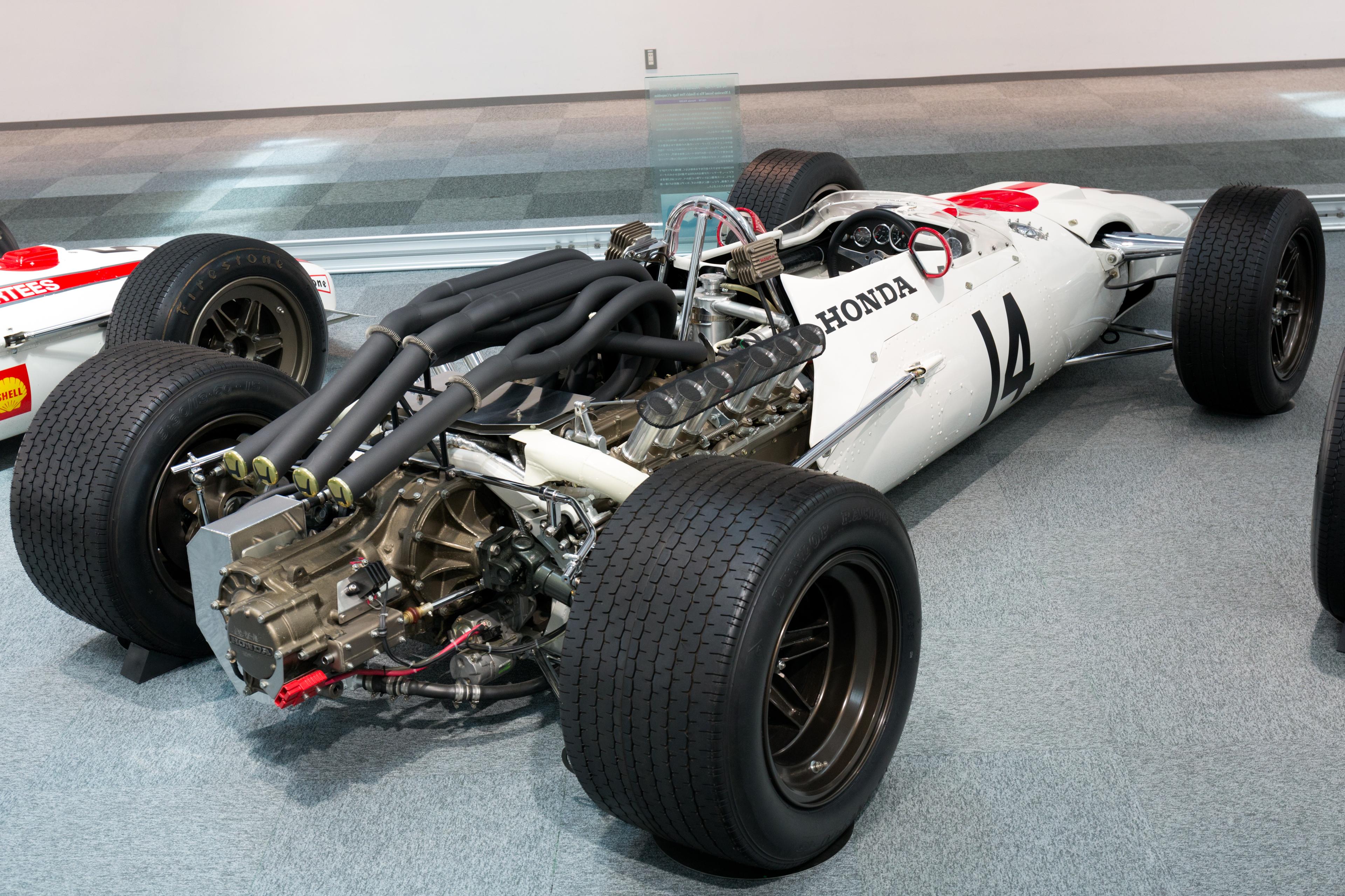 Build A Honda >> File:Honda RA300 rear-right Honda Collection Hall.jpg - Wikimedia Commons