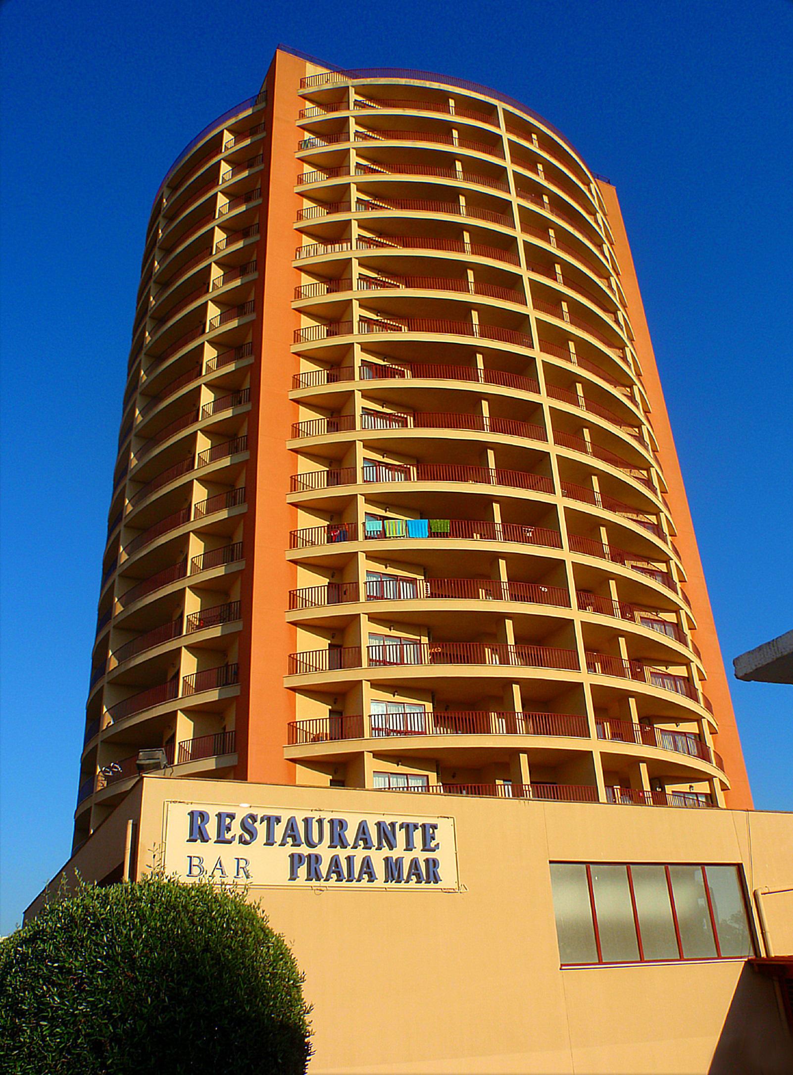 Hotel A Praia A Mare Direttamente Sul Mare