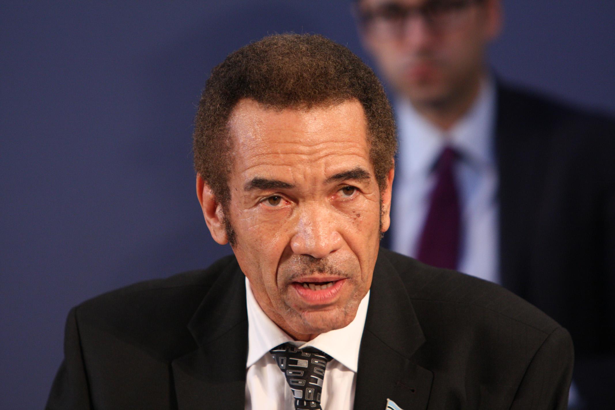 Tueries en RDC : Le Botswana exige des pressions internationales sur Kabila et les présidents à vie d'Afrique