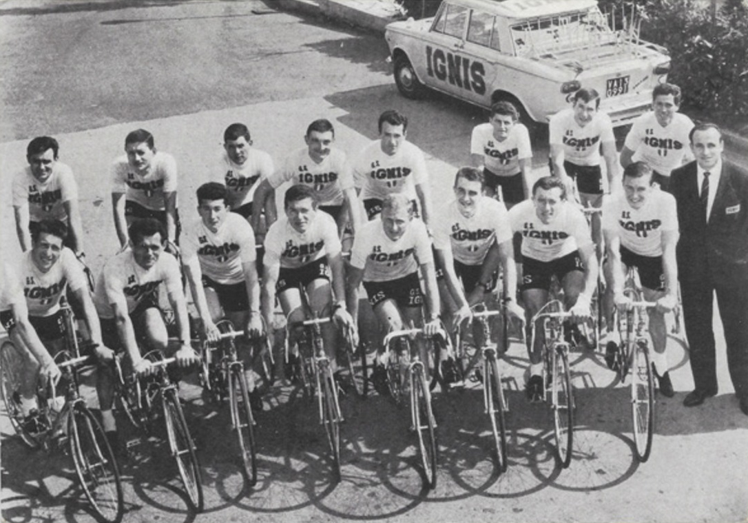 Ignis Cycling Team Wikipedia
