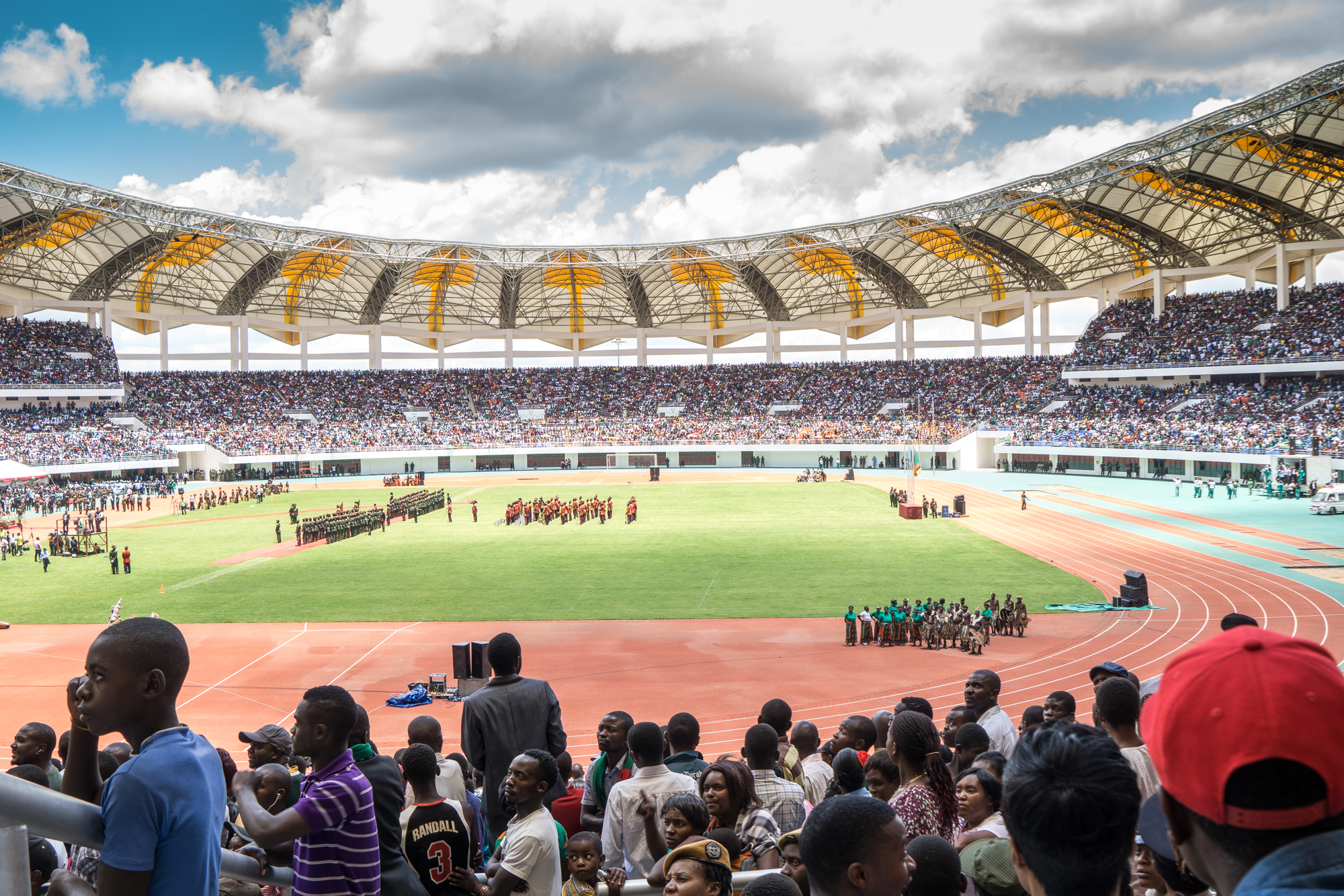 Heroes National Stadium