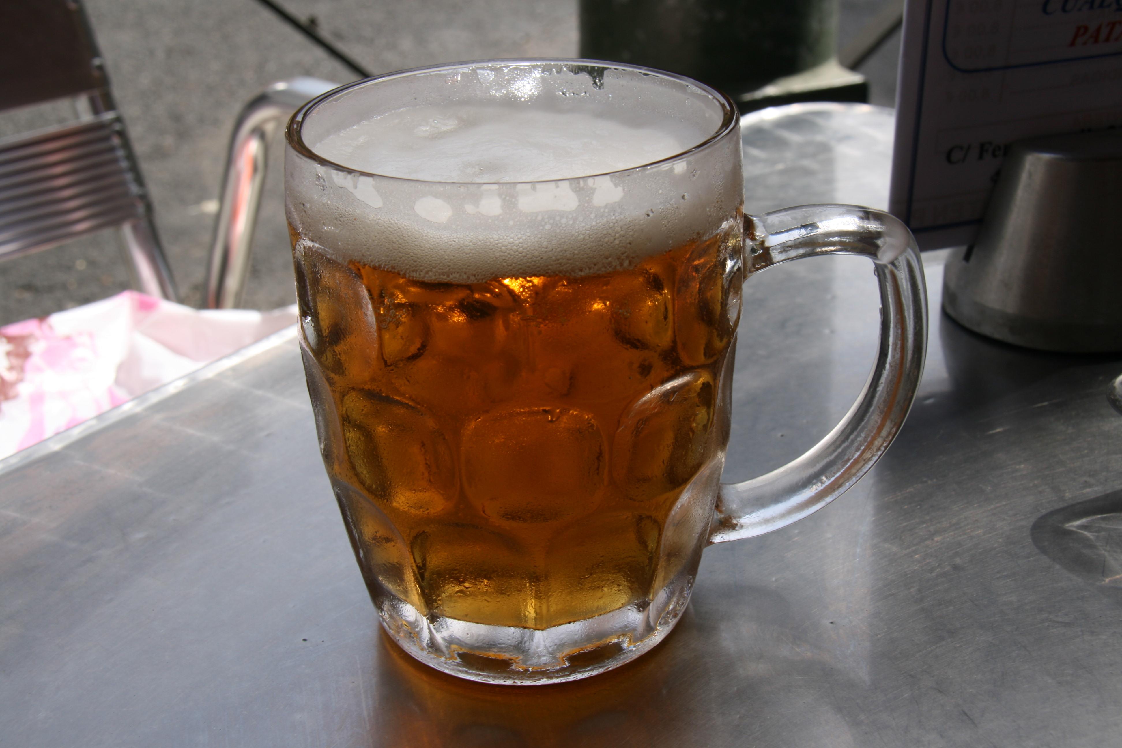 File jarra de cerveza fr a jpg wikimedia commons for Jarras para cerveza