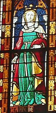 Joan of Valois, Queen of Navarre