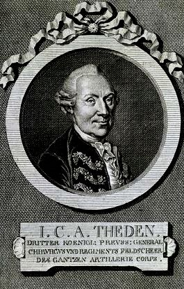 Johann Christian Anton Theden