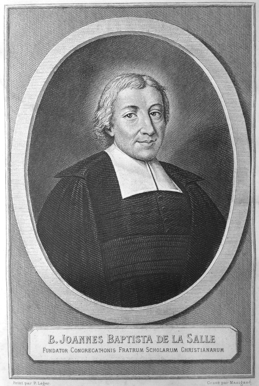 Johannes De La Salle