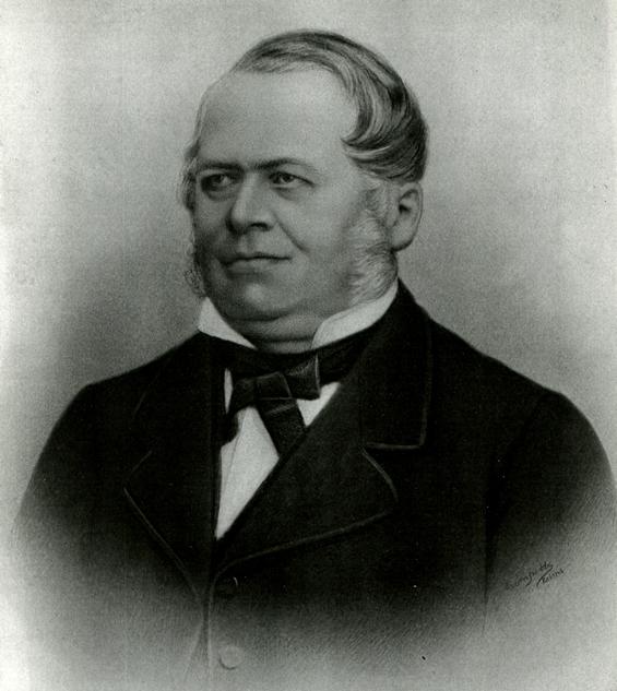 Joseph Bollinger, Gründer des Champagnerhauses Bollinger