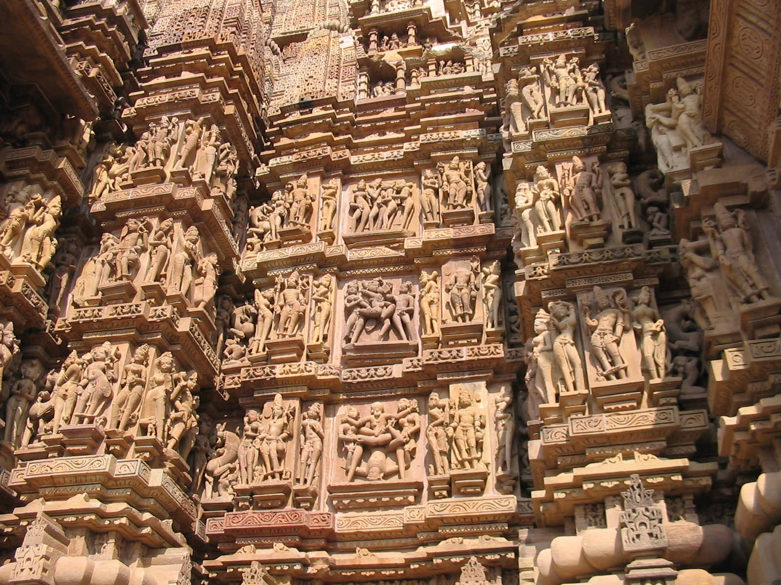India khajuraho temples world geography wiki