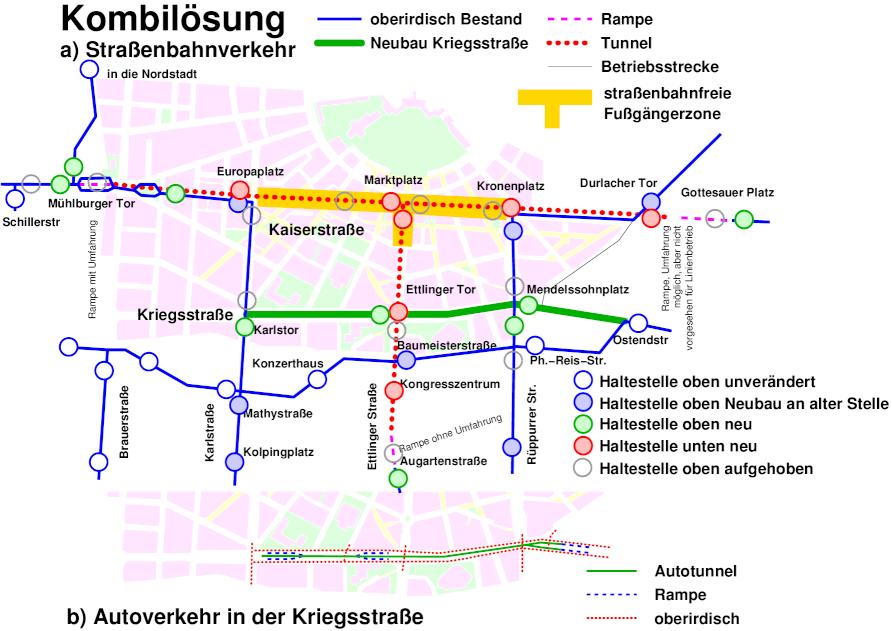KARLSRUHE Public Transport SkyscraperCity