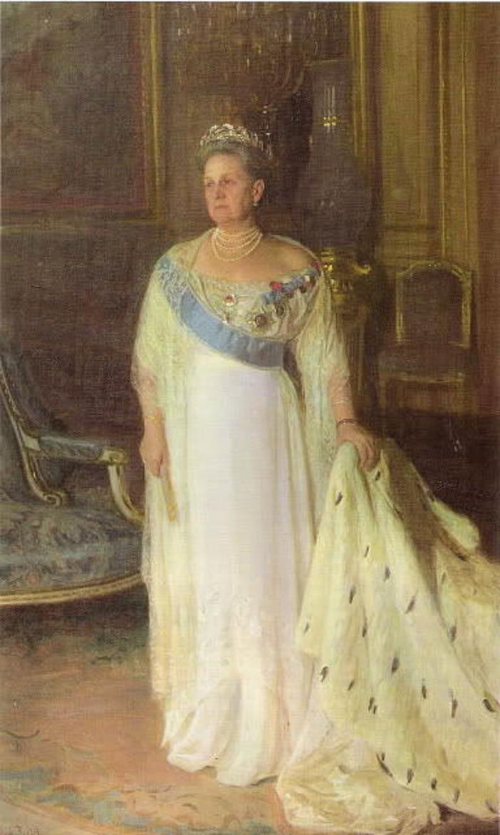 Laurits Tuxen - Dronning Olga af Grжkenland.jpg