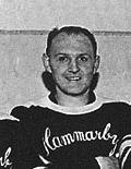 Lennart Hellman Swedish ice hockey player