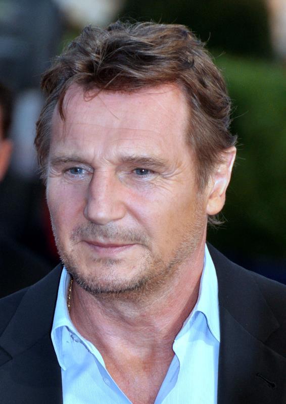 Liam Neeson tiene pánico a las alturas