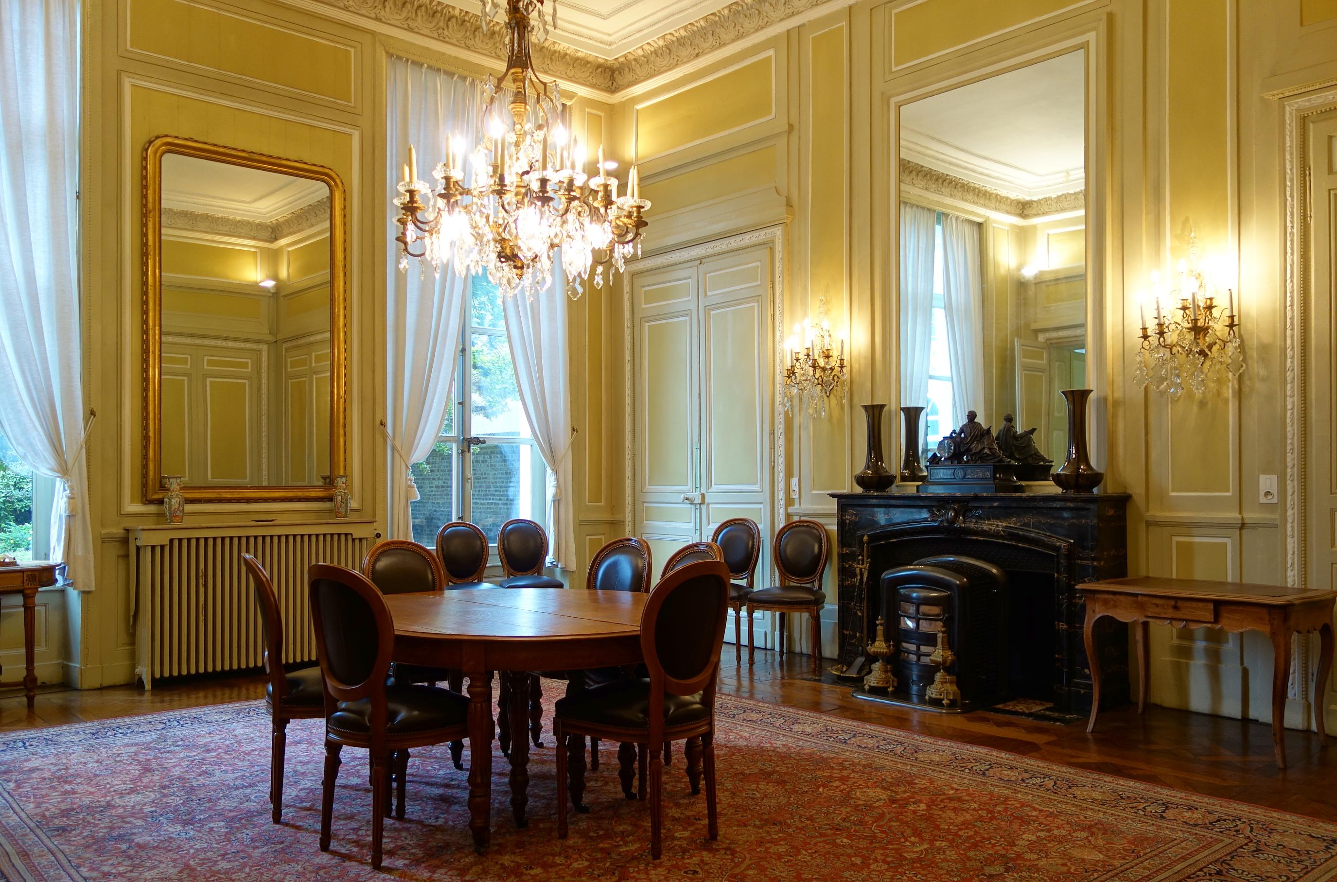 File Lille Hotel Intendance Salon Jpg Wikimedia Commons